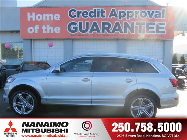 2014 Audi Q7 3.0T Technik (Stk: 9P0992A) in Nanaimo - Image 2 of 15