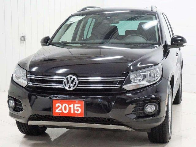 2015 Volkswagen Tiguan Special Edition (Stk: TI19098A) in Sault Ste. Marie - Image 1 of 21
