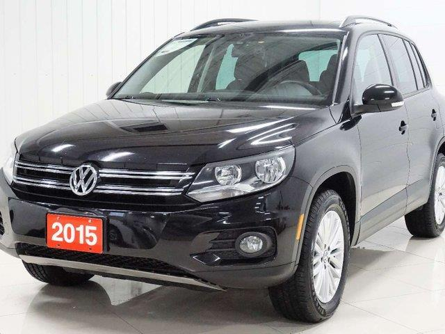 2015 Volkswagen Tiguan Special Edition (Stk: TI19098A) in Sault Ste. Marie - Image 2 of 21