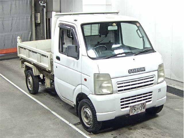 2003 Suzuki Carry 600 Dump Body (Stk: p19-305) in Dartmouth - Image 1 of 3