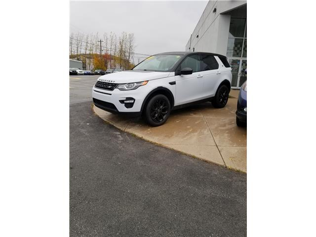 2016 Land Rover Discovery Sport HSE Si4 (Stk: p19-234) in Dartmouth - Image 1 of 15