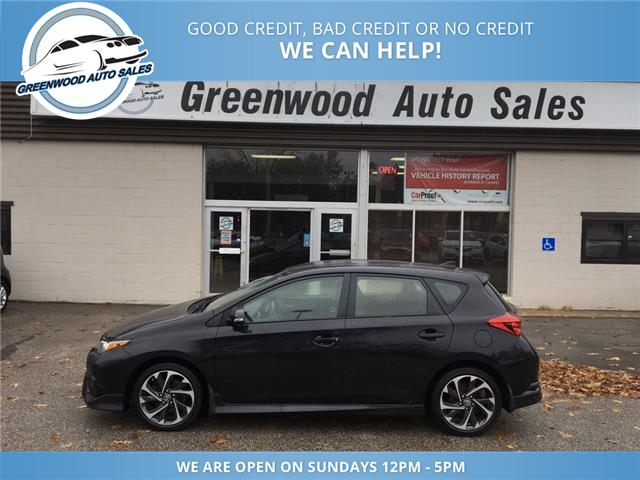 2017 Toyota Corolla iM Base (Stk: 17-23671) in Greenwood - Image 1 of 18