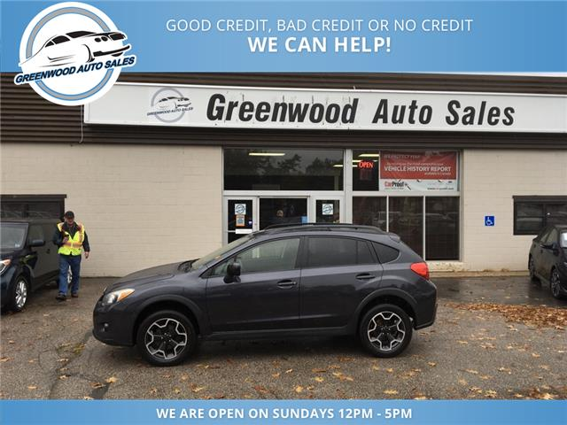 2013 Subaru XV Crosstrek Touring (Stk: 13-15733) in Greenwood - Image 1 of 18