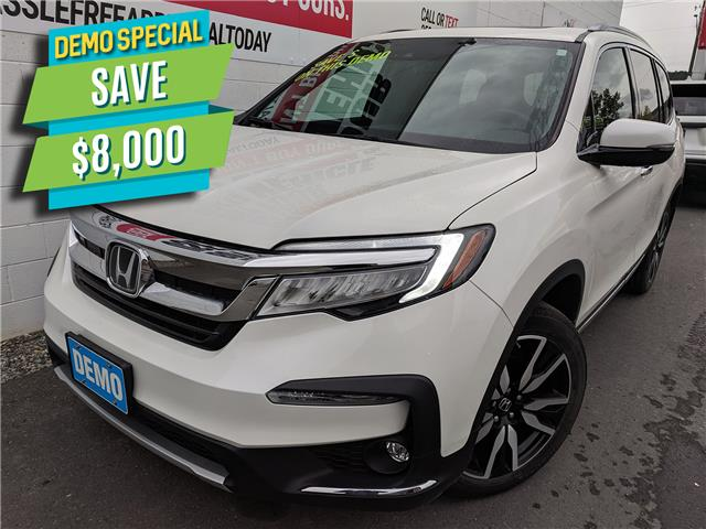 2019 Honda Pilot Touring (Stk: H04685) in North Cranbrook - Image 1 of 11