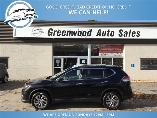 2015 Nissan Rogue SL (Stk: 15-05780) in Greenwood - Image 1 of 20