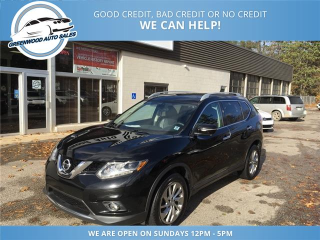 2015 Nissan Rogue SL (Stk: 15-05780) in Greenwood - Image 2 of 20