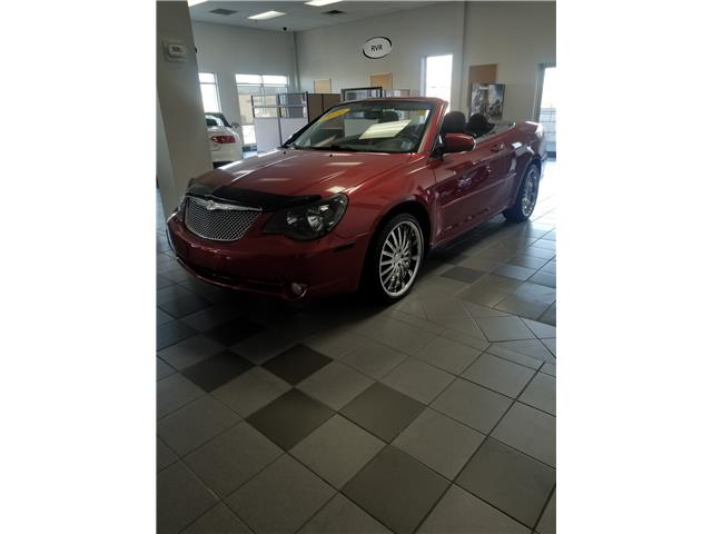 2010 Chrysler Sebring Convertible Touring (Stk: p19-222a) in Dartmouth - Image 1 of 13