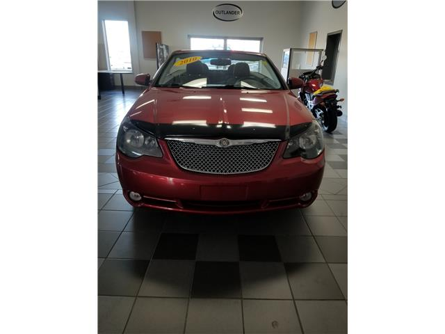 2010 Chrysler Sebring Convertible Touring (Stk: p19-222a) in Dartmouth - Image 2 of 13