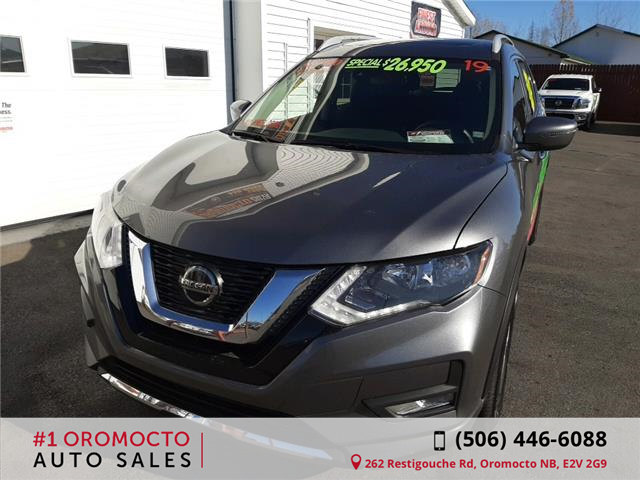 2019 Nissan Rogue SV (Stk: 436) in Oromocto - Image 2 of 16
