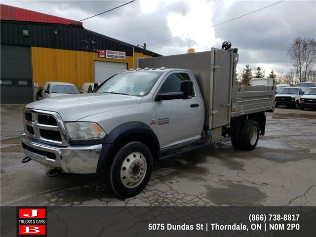2015 RAM 5500 Chassis ST/SLT (Stk: 5719) in Thordale - Image 1 of 13