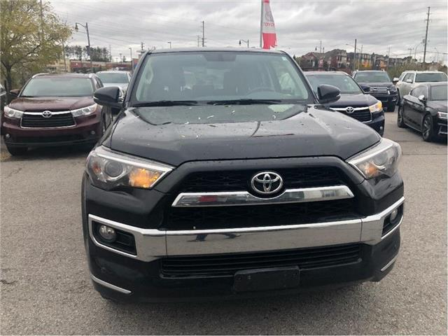 2016 Toyota 4Runner SR5 (Stk: 334286) in Aurora - Image 2 of 12