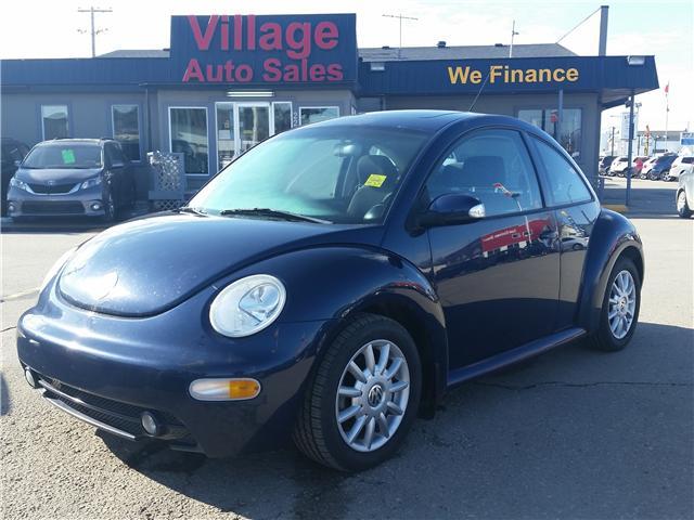 2005 Volkswagen New Beetle GLS (Stk: P35137) in Saskatoon - Image 1 of 18