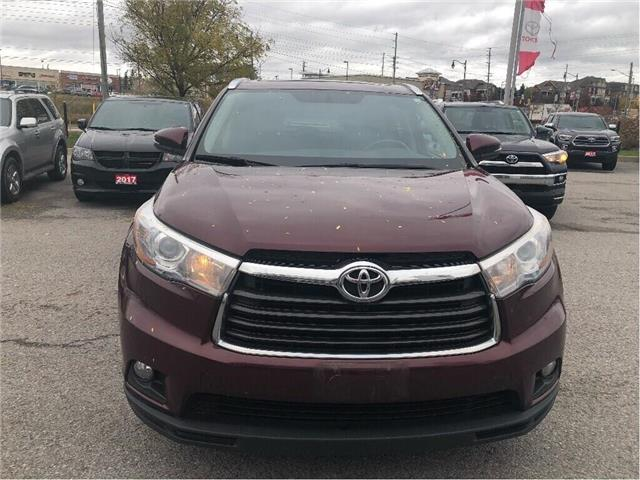 2014 Toyota Highlander Limited (Stk: 65982) in Aurora - Image 2 of 10