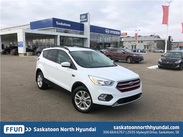 2018 Ford Escape SE (Stk: 40142A) in Saskatoon - Image 1 of 26