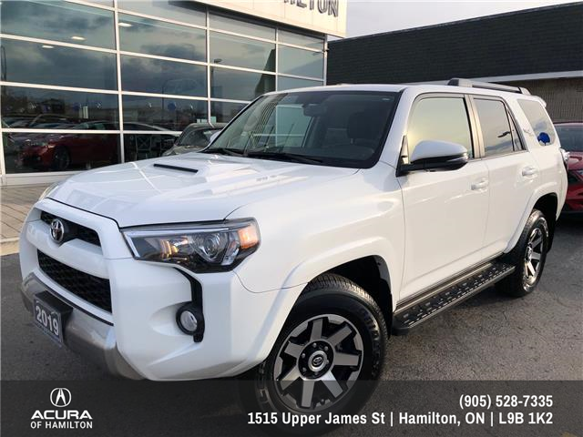 2019 Toyota 4Runner SR5 (Stk: 1917630) in Hamilton - Image 1 of 32