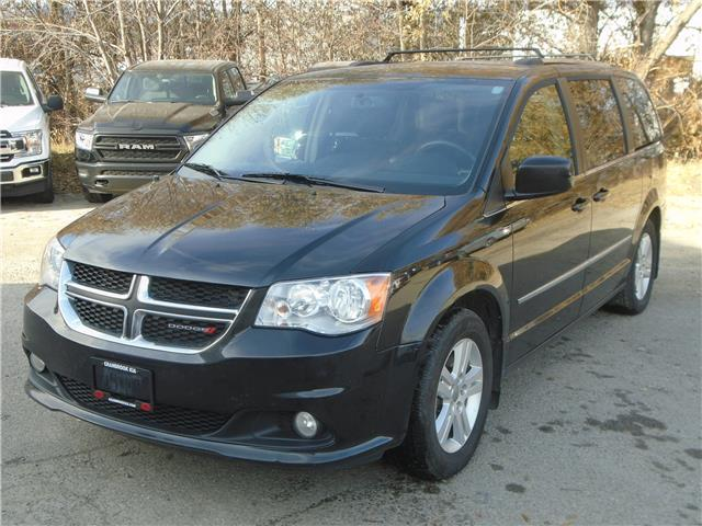 2016 Dodge Grand Caravan Crew (Stk: 2T4863A) in Cranbrook - Image 1 of 22