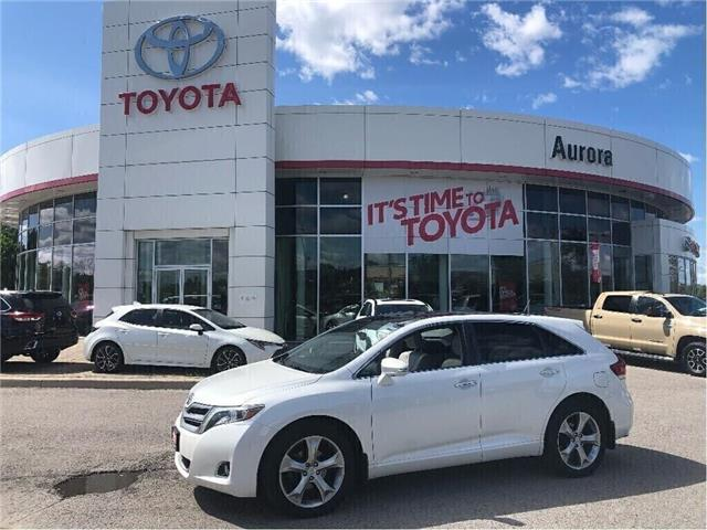 2013 Toyota Venza Base V6 (Stk: 6580) in Aurora - Image 1 of 20