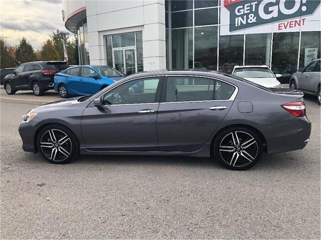 2017 Honda Accord Sport (Stk: 313341) in Aurora - Image 2 of 20