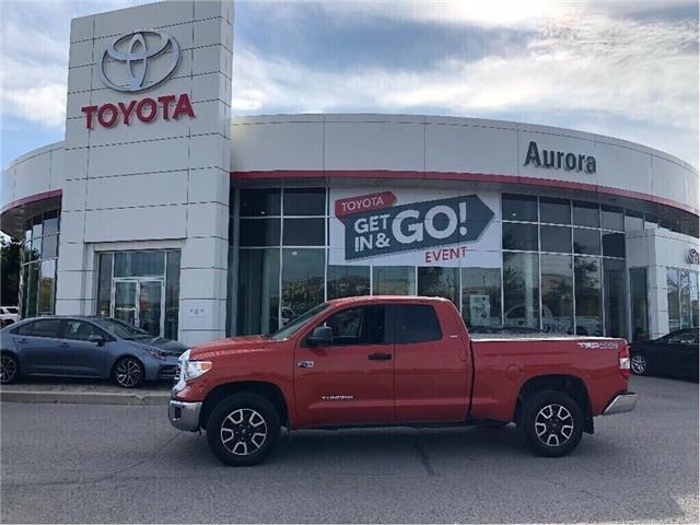 2017 Toyota Tundra  (Stk: 6603) in Aurora - Image 1 of 16