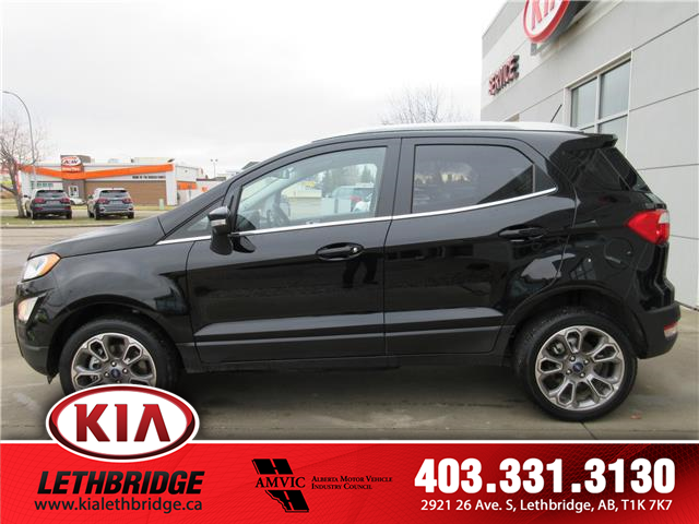 2019 Ford EcoSport Titanium (Stk: P2587) in Lethbridge - Image 2 of 23