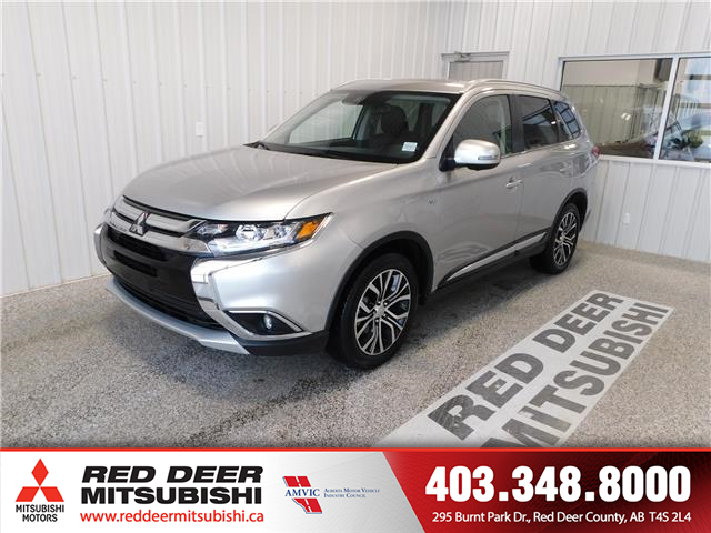 2018 Mitsubishi Outlander GT (Stk: T197932A) in Red Deer County - Image 1 of 20