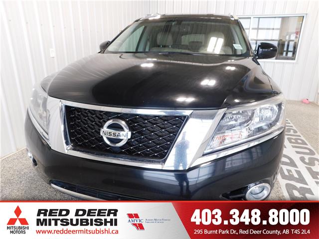 2014 Nissan Pathfinder  (Stk: T198376B) in Red Deer County - Image 2 of 17