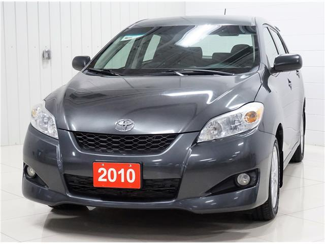 2010 Toyota Matrix Base (Stk: V19371A) in Sault Ste. Marie - Image 1 of 18