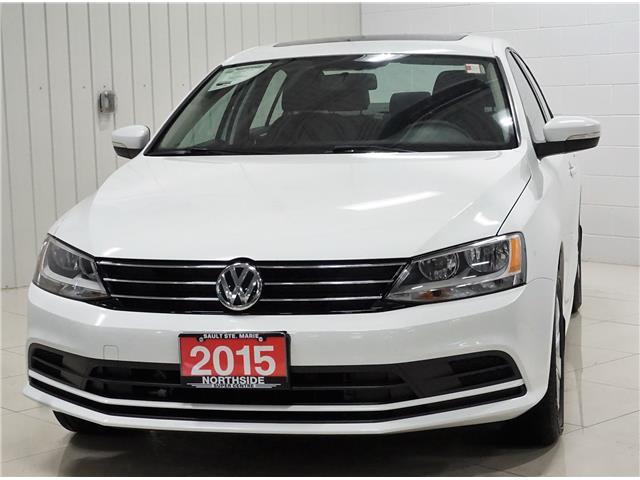 2015 Volkswagen Jetta 2.0L Trendline (Stk: P5533A) in Sault Ste. Marie - Image 1 of 22