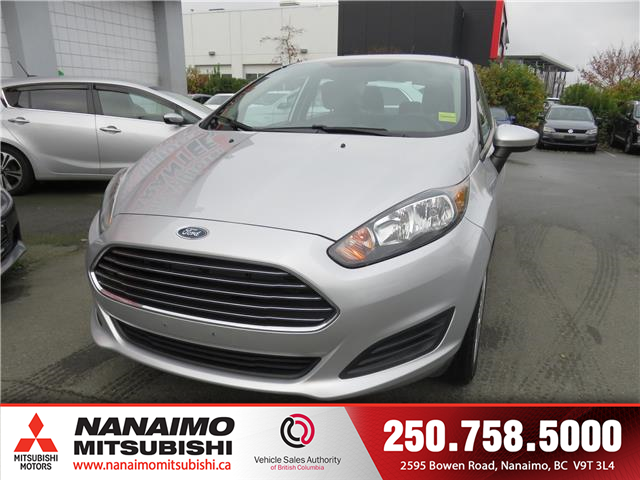 2015 Ford Fiesta S (Stk: LP1646A) in Nanaimo - Image 1 of 11