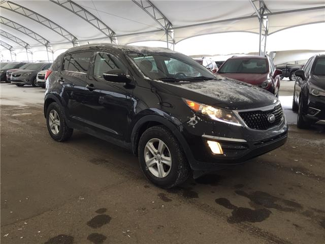 2014 Kia Sportage LX (Stk: 172215) in AIRDRIE - Image 1 of 28
