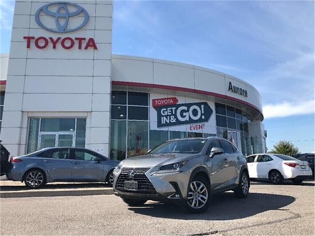2018 Lexus NX 300 Base (Stk: 6595) in Aurora - Image 1 of 23