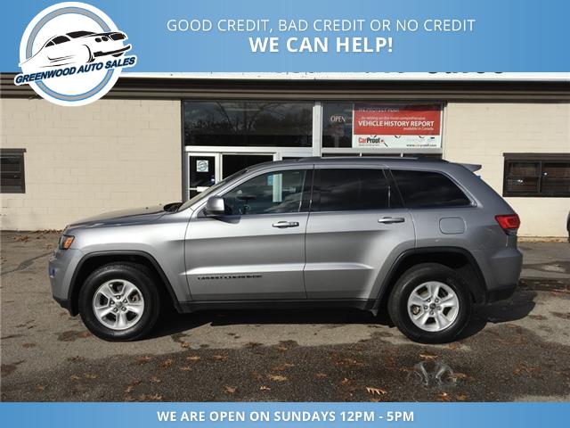 2017 Jeep Grand Cherokee Laredo (Stk: 17-09844) in Greenwood - Image 1 of 19