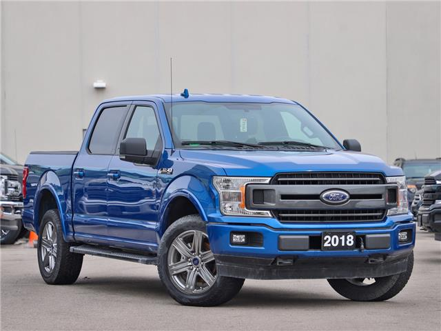 2018 Ford F-150 XLT (Stk: A90862) in Hamilton - Image 1 of 24