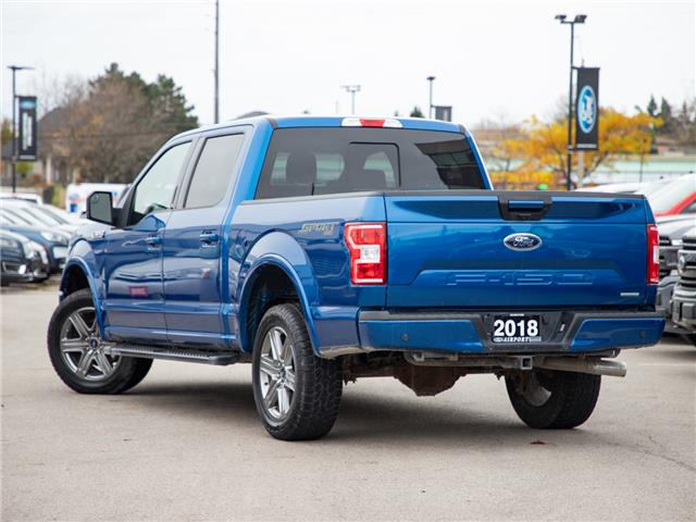 2018 Ford F-150 XLT (Stk: A90862) in Hamilton - Image 2 of 24