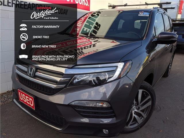 2016 Honda Pilot Touring (Stk: H03241A) in North Cranbrook - Image 1 of 18