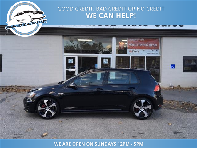 2015 Volkswagen Golf GTI 5-Door Performance (Stk: 15-01681) in Greenwood - Image 1 of 18
