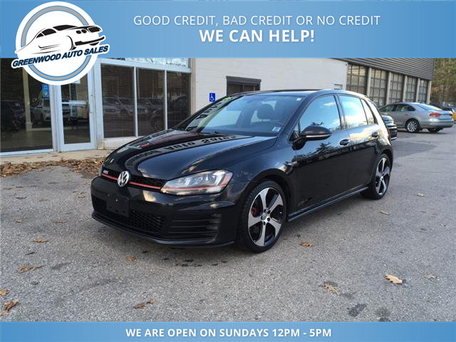 2015 Volkswagen Golf GTI 5-Door Performance (Stk: 15-01681) in Greenwood - Image 2 of 18