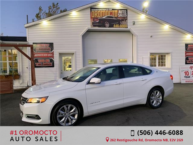 2019 Chevrolet Impala 1LT (Stk: 922) in Oromocto - Image 1 of 22