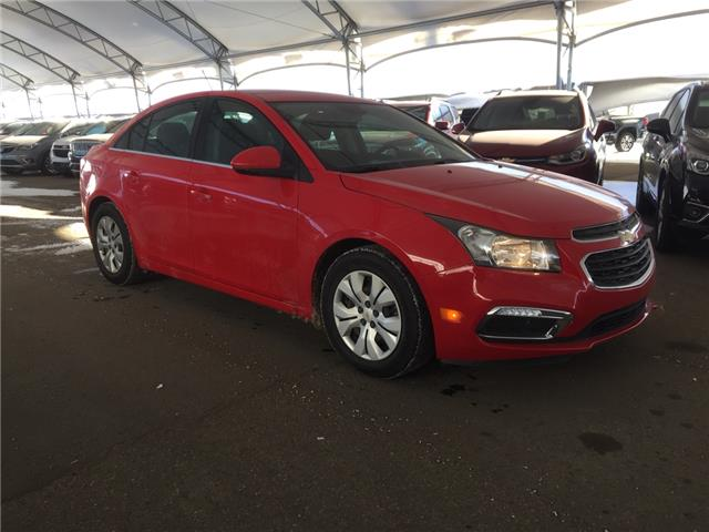 2016 Chevrolet Cruze Limited 1LT (Stk: 179100) in AIRDRIE - Image 1 of 28