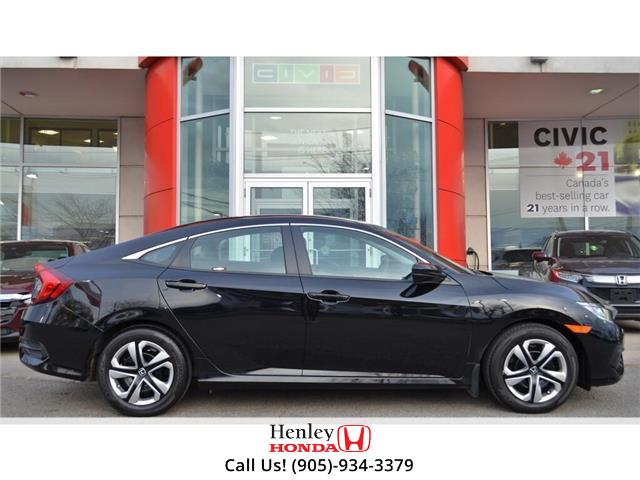2018 Honda Civic Sedan BLUETOOTH | HEATED SEATS | BACK UP CAMERA | (Stk: R9618) in St. Catharines - Image 2 of 23