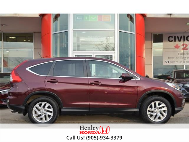 2016 Honda CR-V SUNROOF   BLUETOOTH   HEATED SEATS   BACK UP CAMER (Stk: R9611) in St. Catharines - Image 2 of 27