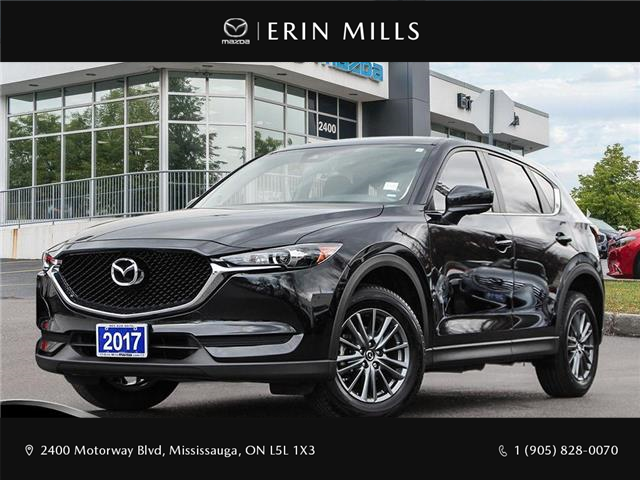 2017 Mazda CX-5 GS (Stk: 19-0206A) in Mississauga - Image 1 of 26