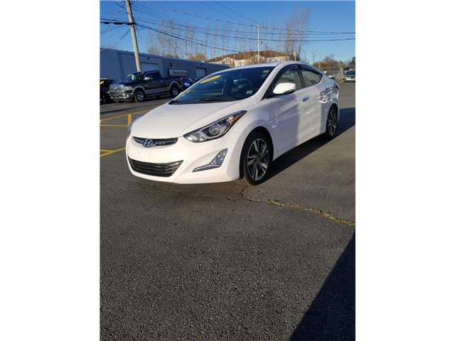2015 Hyundai Elantra SE 6AT (Stk: p19-287) in Dartmouth - Image 1 of 16