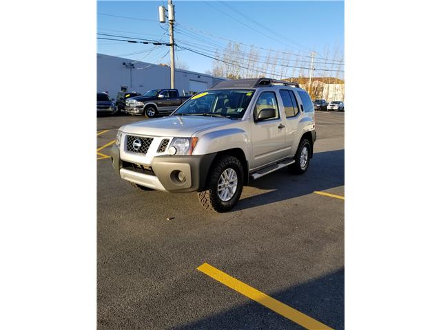 2014 Nissan Xterra S 5AT 4WD (Stk: p19-295) in Dartmouth - Image 1 of 13