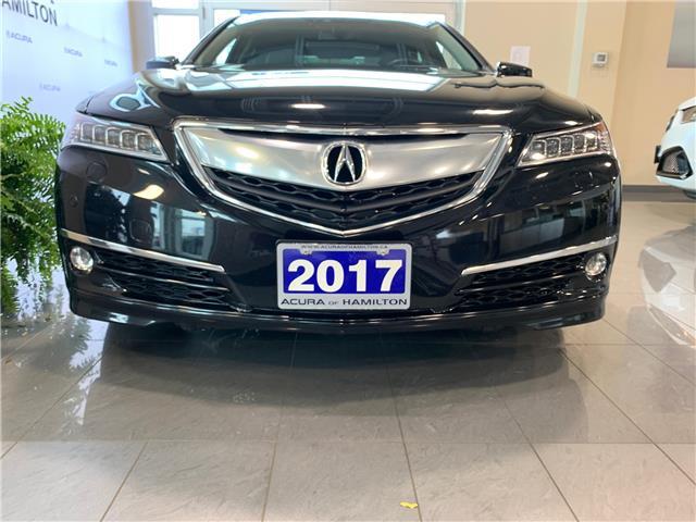 2017 Acura TLX Base (Stk: 1717730) in Hamilton - Image 1 of 32