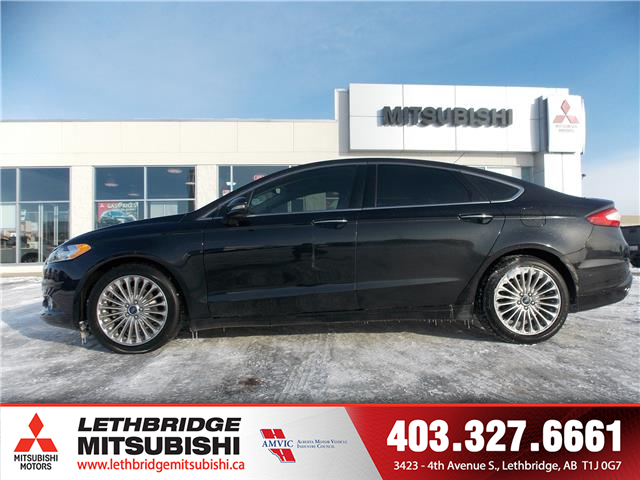 2015 Ford Fusion Titanium (Stk: 9M013591A) in Lethbridge - Image 2 of 16
