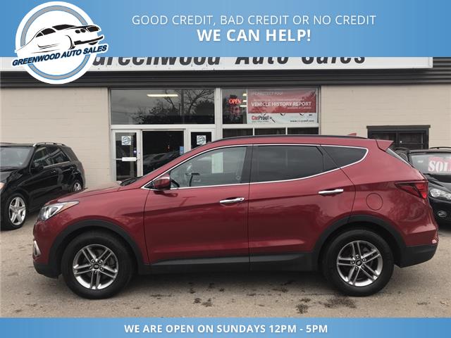 2017 Hyundai Santa Fe Sport 2.4 Premium (Stk: 17-17016) in Greenwood - Image 1 of 11