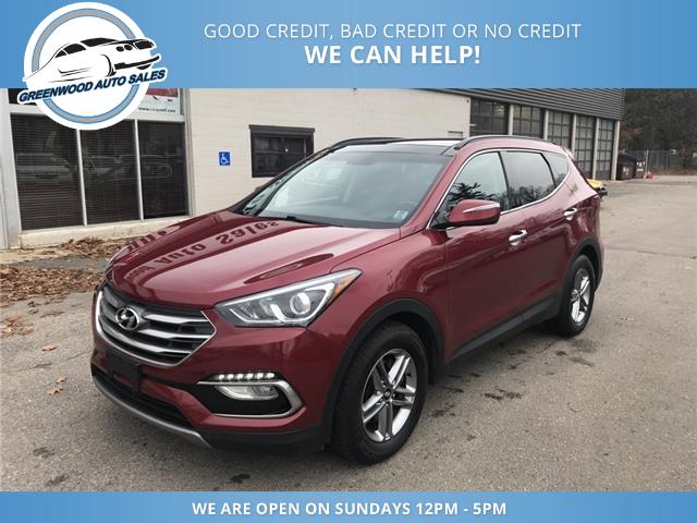 2017 Hyundai Santa Fe Sport 2.4 Premium (Stk: 17-17016) in Greenwood - Image 2 of 11