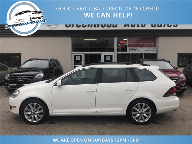 2012 Volkswagen Golf 2.0 TDI Highline (Stk: 12-76502) in Greenwood - Image 1 of 11