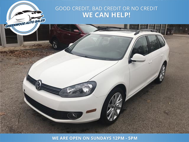 2012 Volkswagen Golf 2.0 TDI Highline (Stk: 12-76502) in Greenwood - Image 2 of 11